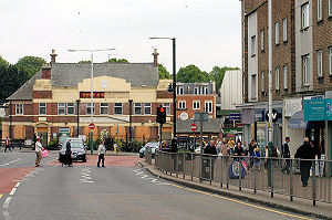 Hornchurch centre