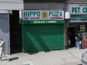 Hippo's Pizza - Cricklewood London