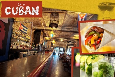 The Cuban in Camden London